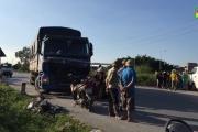 Tai nạn gia tăng trên đường 379