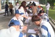 Tăng cường tiêm vacxin cho công nhân tại các KCN