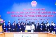 Thủ tướng chính phủ gặp mặt lực lượng tuyến đầu phòng chống dịch Covid 19