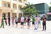 38 thanh niên tụ tập hát karaoke vi phạm quy định phòng chống dịch