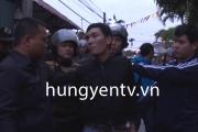 Bắt giữ đối tượng chém tử vong 1 người đàn ông ở thành phố Hưng Yên