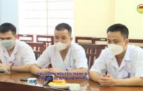 Gặp gỡ những bác sỹ hỗ trợ tỉnh Bắc Giang trở về