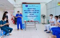 2 đoàn cán bộ y tế Hưng Yên tích cực hỗ trợ chống dịch tại miền Nam
