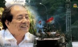 """Nhạc sĩ Doãn Nho với bài hát """"Năm anh em trên một chiếc xe tăng"""