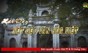Hát Văn nét đẹp văn hóa Việt.