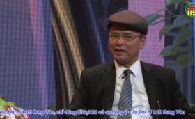 Gặp mặt nghệ sỹ: Nhà thơ Nguyễn Xuân Dương
