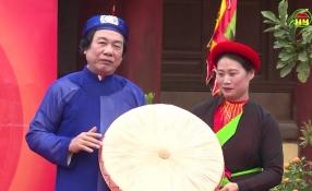 Lưu giữ hồn quê: Làng văn hóa Đa Ngưu và Ấp Đa Phúc, xã Tân Tiến huyện Văn Giang.