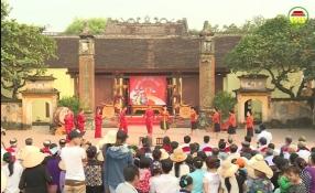 Lưu giữ hồn quê Làng văn hóa Mễ Hạ và Bình Phú, xã Yên Phú - Yên Mỹ.
