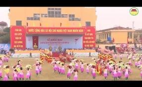 Lễ khai mạc Đại hội TDTT tỉnh Hưng Yên lần thứ 8