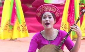 Lưu giữ hồn quê: Làng văn hóa Đoàn Thượng - Cao Thôn.