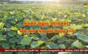 Nhãn ngọt sen bùi - Đặc sản vùng đất Hưng Yên