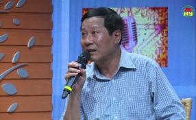 Khách mời văn nghệ sĩ: NSƯT Quang Hiệp