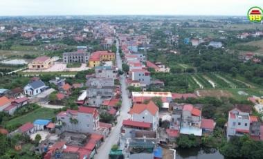 Xã Cương Chính gặp khó khăn trong cấp giấy chứng nhận đất nông nghiệp