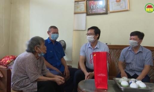 Hưng Yên đẩy mạnh công tác chăm sóc người có công, gia đình chính sách