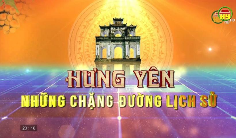 Ninh Thôn – Nơi thành lập Ban Tỉnh ủy lâm thời tỉnh Hưng Yên