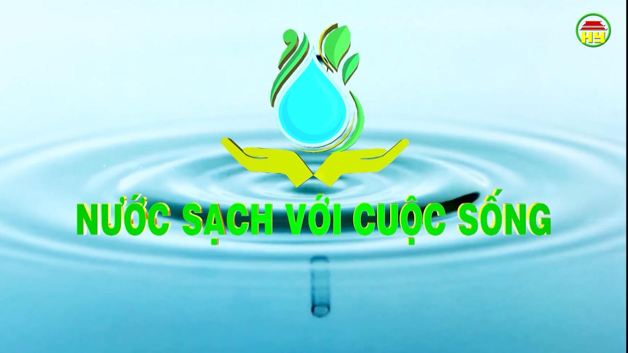 Mục Nước sạch: Doanh nghiệp nâng cấp, mở rộng mạng lưới cấp nước sạch nông thôn